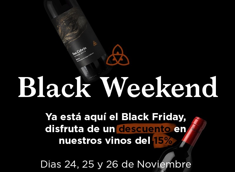 black friday san cebrín