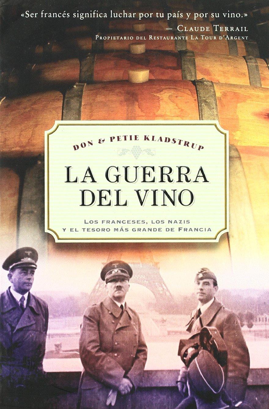 El vino en los libros