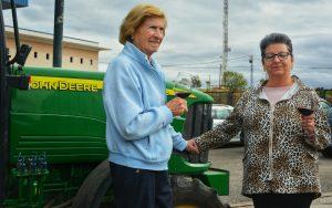 mujeres rurales Bodega San Cebrín San Asensio vino La Rioja